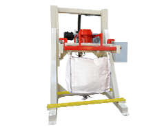 Station de pesage pour le remplissage de Big-Bag