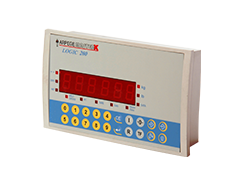 Indicateur pesage bascule - LOGIC 200
