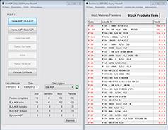 logiciel pesage AQP pour centrale d'enrobé