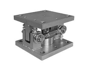 Kit pour capteur de pesage en compression bas profil