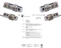 cartificat homologation capteur FLX-FFX