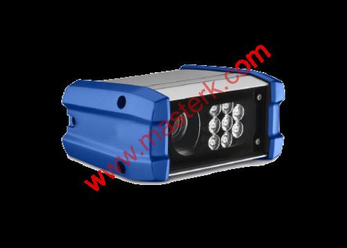 Caméra lecture plaques minéralogiques