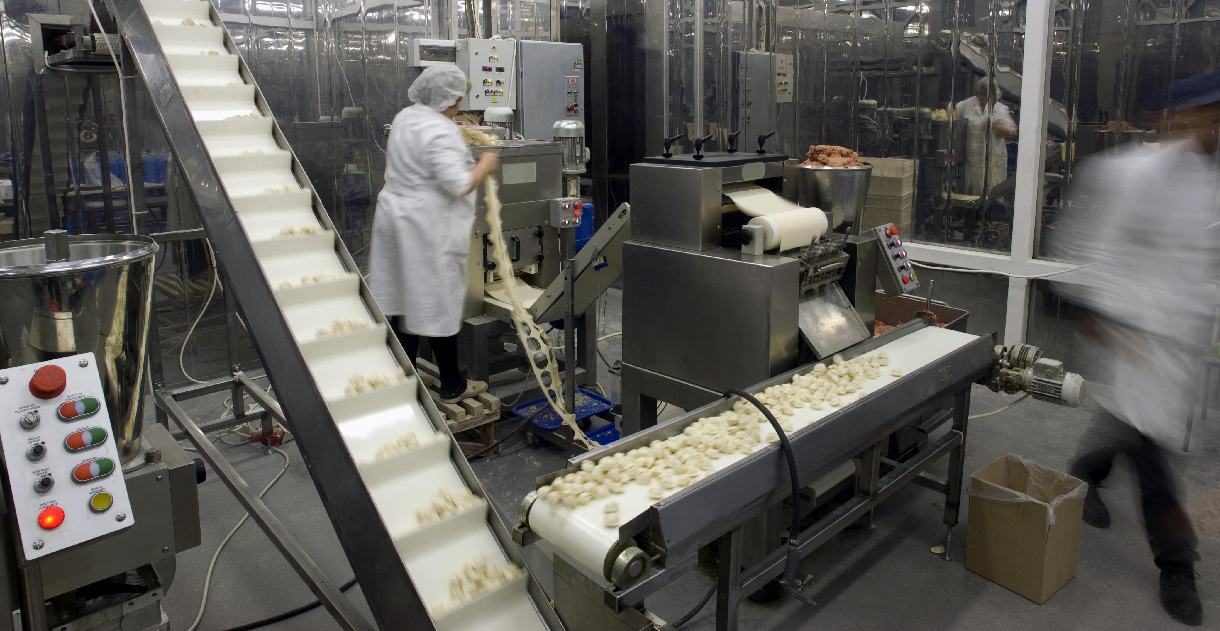 ligne de production-alimentaire-dosage