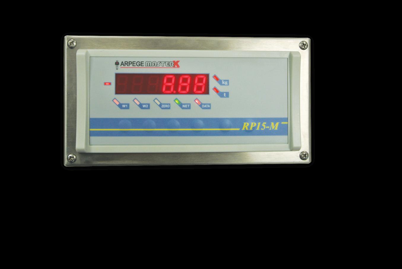 rp15m inox repetiteur